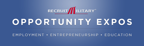 RecruitMilitary Opportunity Expos